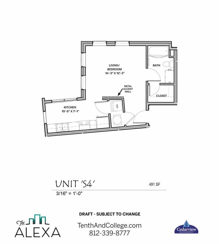 Cedarview Management Apartments: Downtown Bloomington